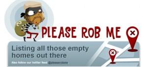 Please Rob Me screenshot