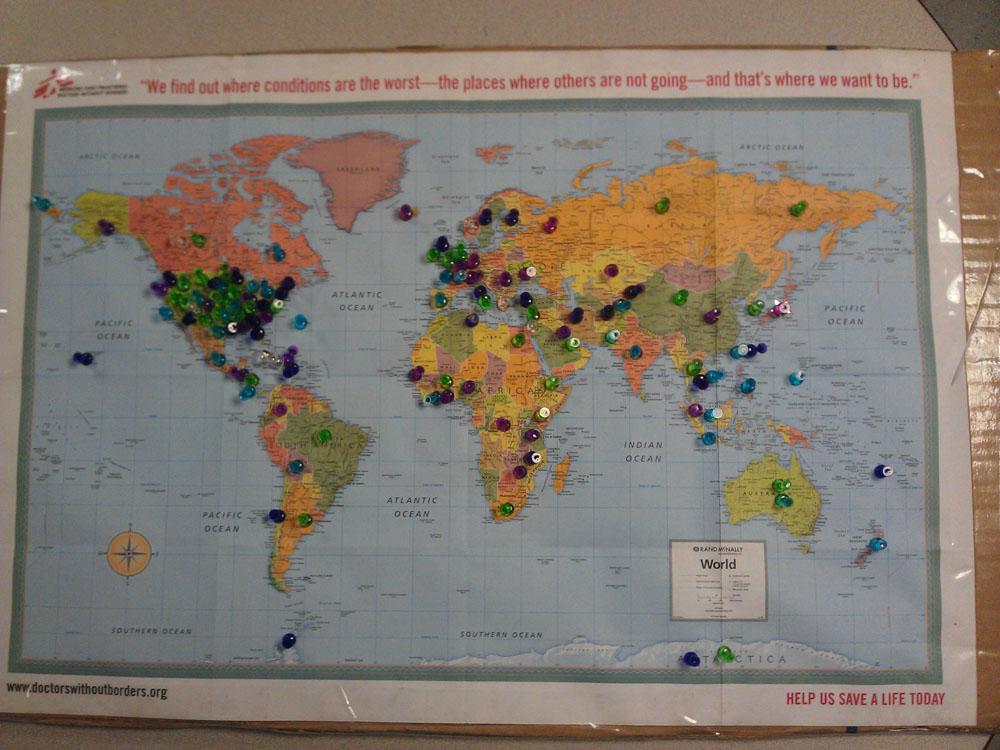 Ben's Map