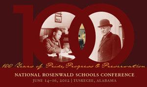 Rosenwald Conference logo