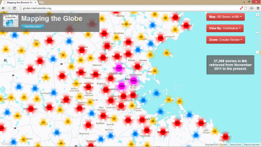 mappingtheglobe