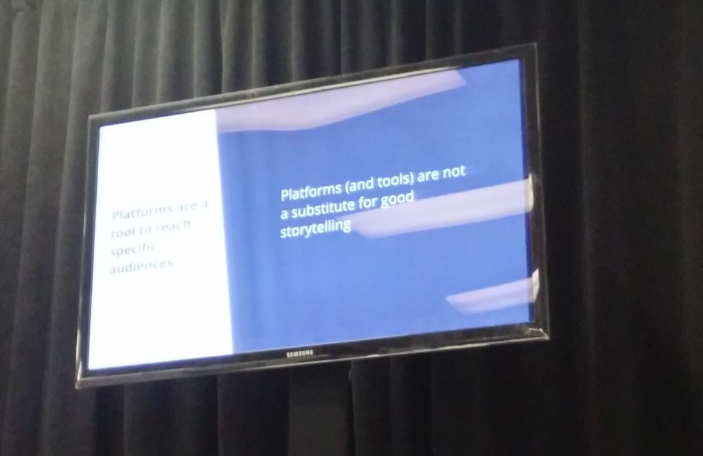 Slide from Vox.com presentation at 2016 NABJ/NAHJ Conference in Washington, D.C.